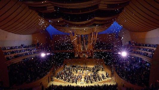 100 años de la Orquesta Filarmónica de Los Ángeles