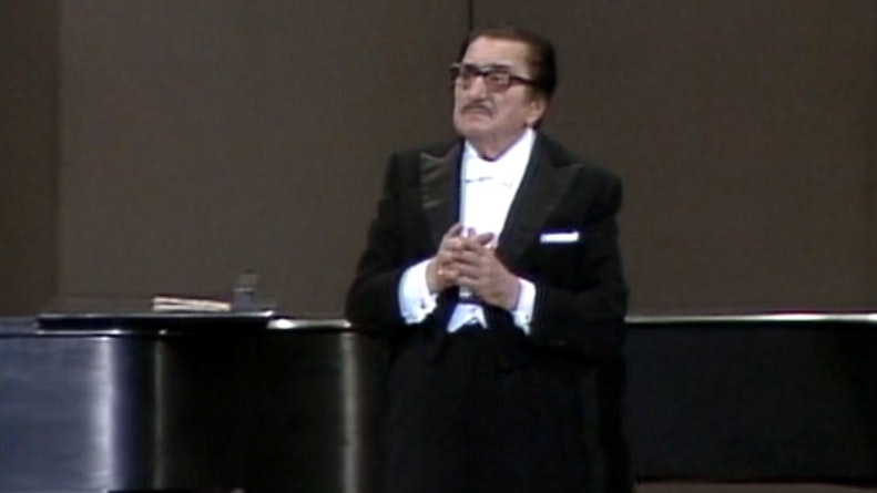 The Life of Jan Peerce, Hosted by Isaac Stern