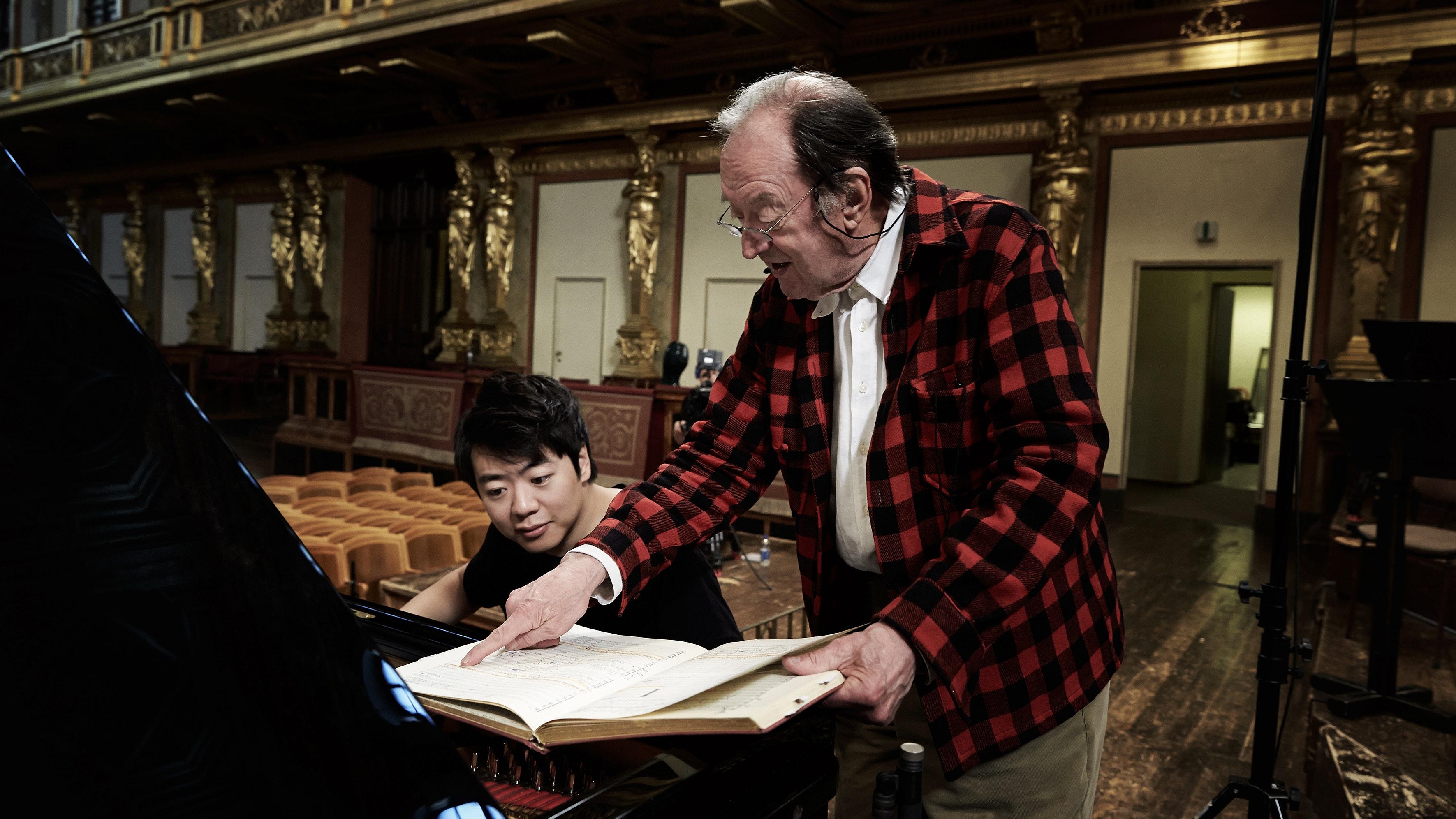 Mission Mozart : Lang Lang and Nikolaus Harnoncourt