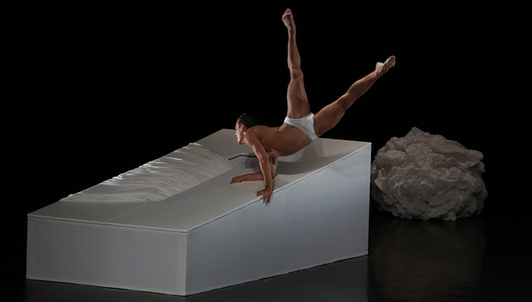 Three Choreographies by Thierry Malandain, music by Debussy, von Weber, and traditional