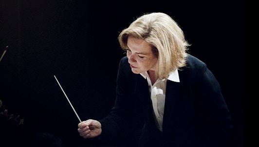 Laurence Equilbey dirige Mozart, Fanny Mendelssohn et Schubert – Symphonies d'un monde nouveau – Avec Giuliano Carmignola et Antoine Tamestit