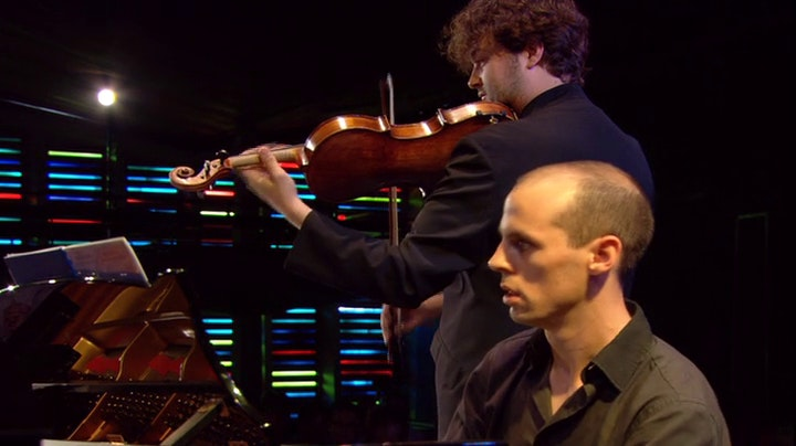 Lawrence Power, Martin Fröst and Julien Quentin perform Bruch, Hindemith, Britten, Tchaikovsky...