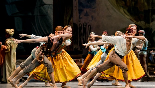 Le Corsaire by Manuel Legris after Petipa, music by Adam
