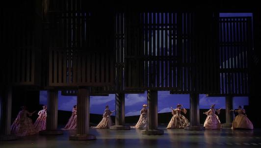Le Parc by Angelin Preljocaj, music by Wolfgang Amadeus Mozart