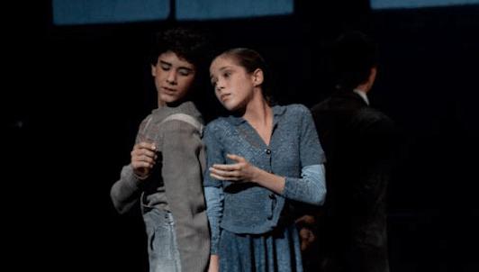 Roland Petit's Le rendez-vous, music by Joseph Kosma