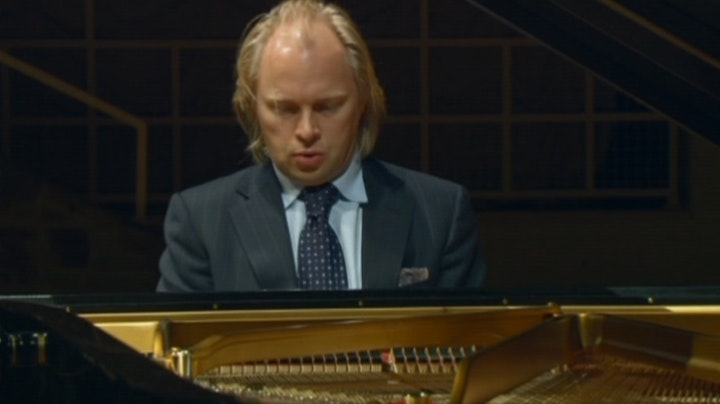 Legato, The World of Piano: Pöntinen