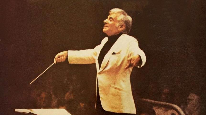Bernstein conducts Berlioz's Harold en Italie – With Donald McInnes