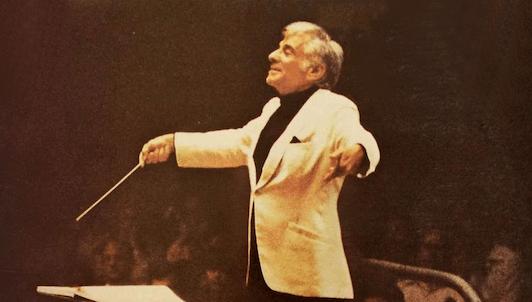 Leonard Bernstein dirige Harold en Italie de Berlioz – Avec Donald McInnes