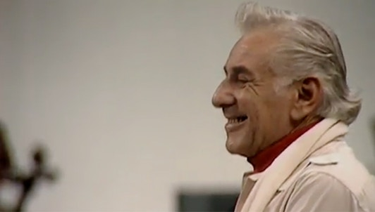 Leonard Bernstein en répétitions : les Variations Enigma d'Elgar