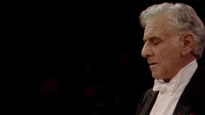 Leonard Bernstein conducts Elgar's Enigma Variations