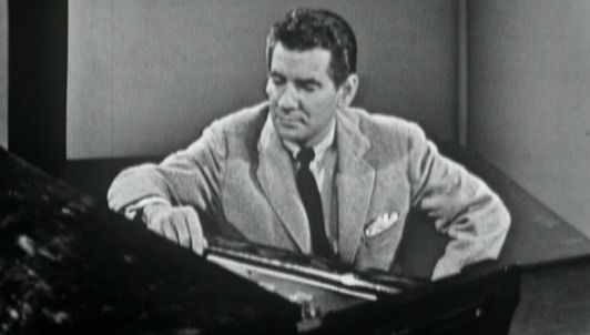 Leonard Bernstein : Le Monde du jazz – Omnibus