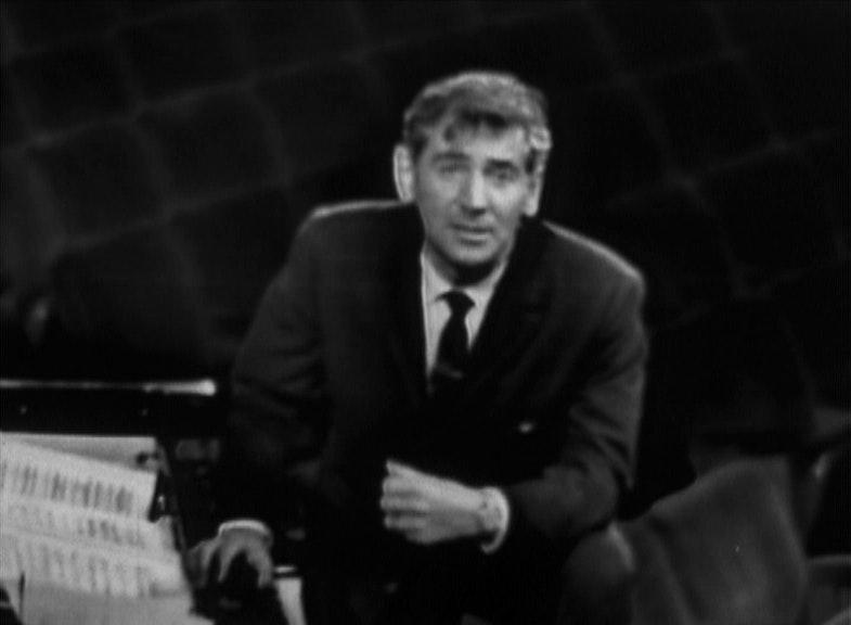 Leonard Bernstein's Omnibus: What makes Opera grand?