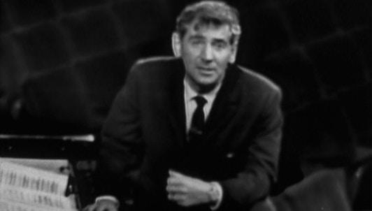 Leonard Bernstein : What makes Opera grand? – Omnibus
