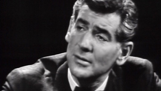 Leonard Bernstein, The Gift of Music (Le Don de la musique)