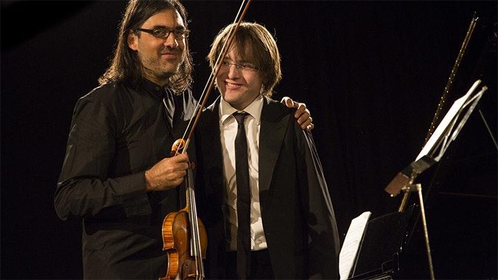 Leonidas Kavakos and Daniil Trifonov: Masterpieces for violin and piano