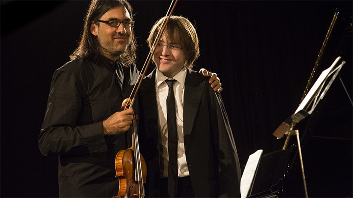 Leonidas Kavakos and Daniil Trifonov: Masterpieces for violin and piano