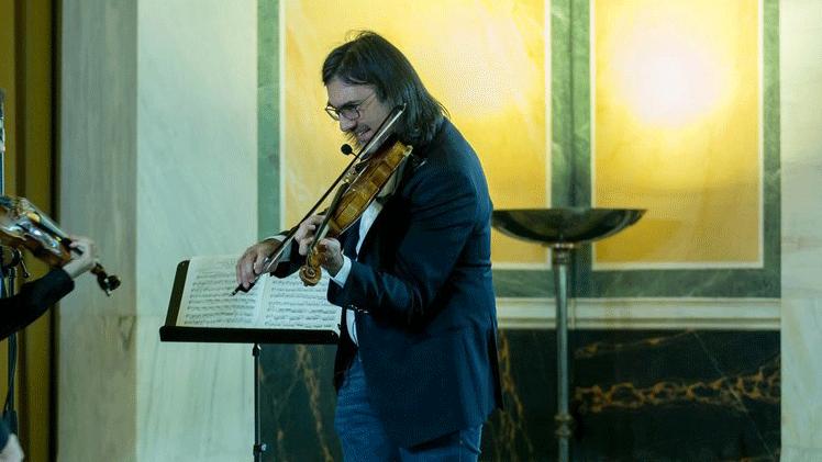 Master Class de Leonidas Kavakos