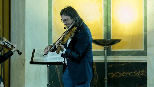 Master Class with Leonidas Kavakos