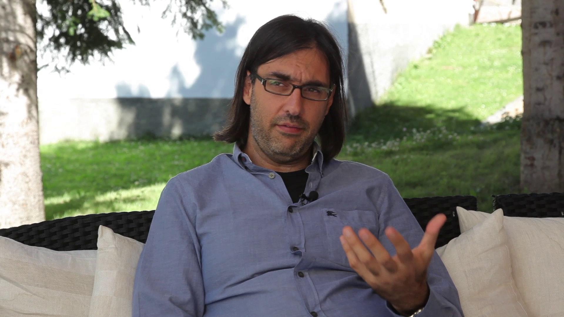 Leonidas Kavakos: Interview