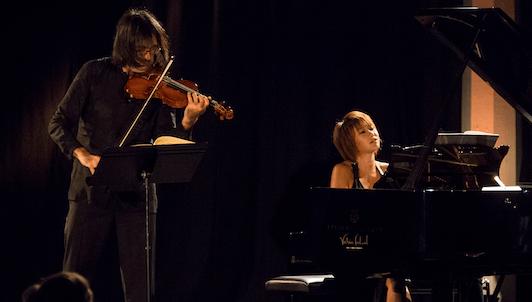 Leonidas Kavakos et Yuja Wang interprètent des Sonates de Brahms
