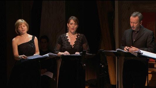 Les Arts Florissants interprètent Monteverdi : Madrigaux, Quatrième livre
