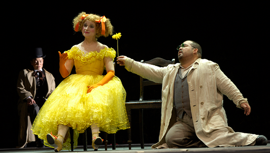 Offenbach's The Tales of Hoffmann
