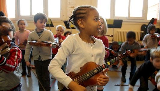 Los pequeños Mozarts
