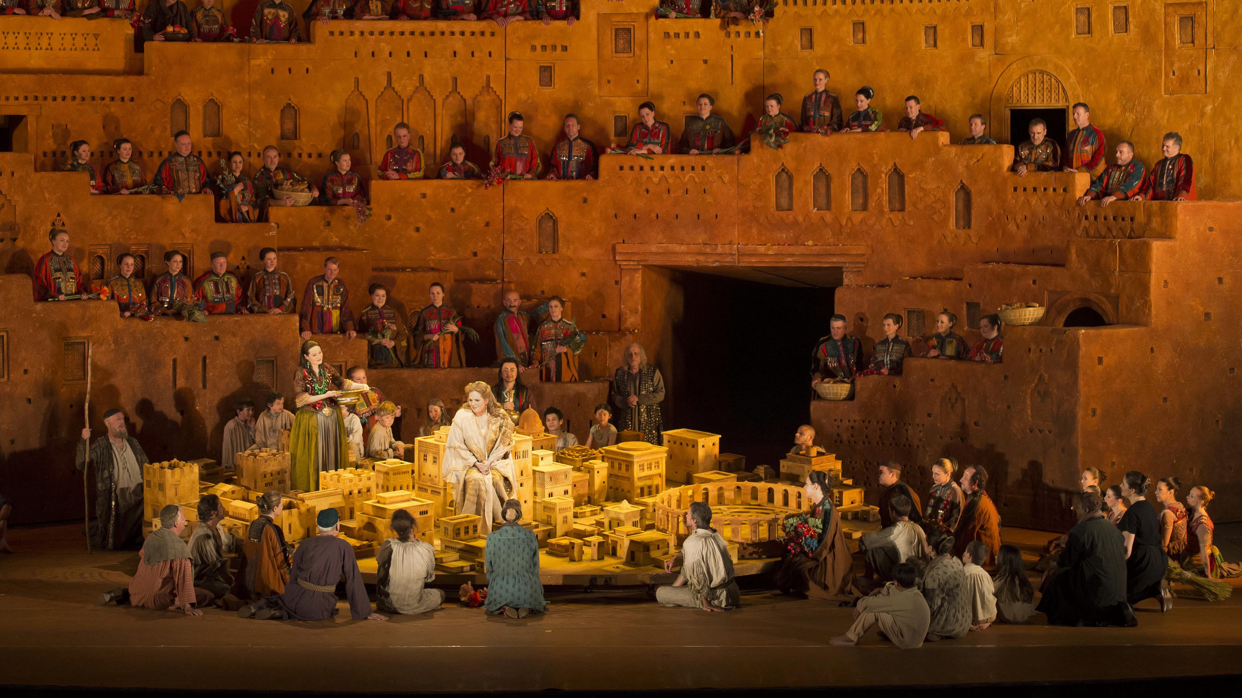 Les Troyens de Berlioz