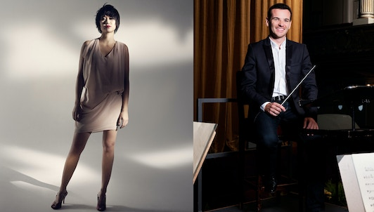 Lionel Bringuier conducts Ravel, Gershwin and Kodály – With Yuja Wang