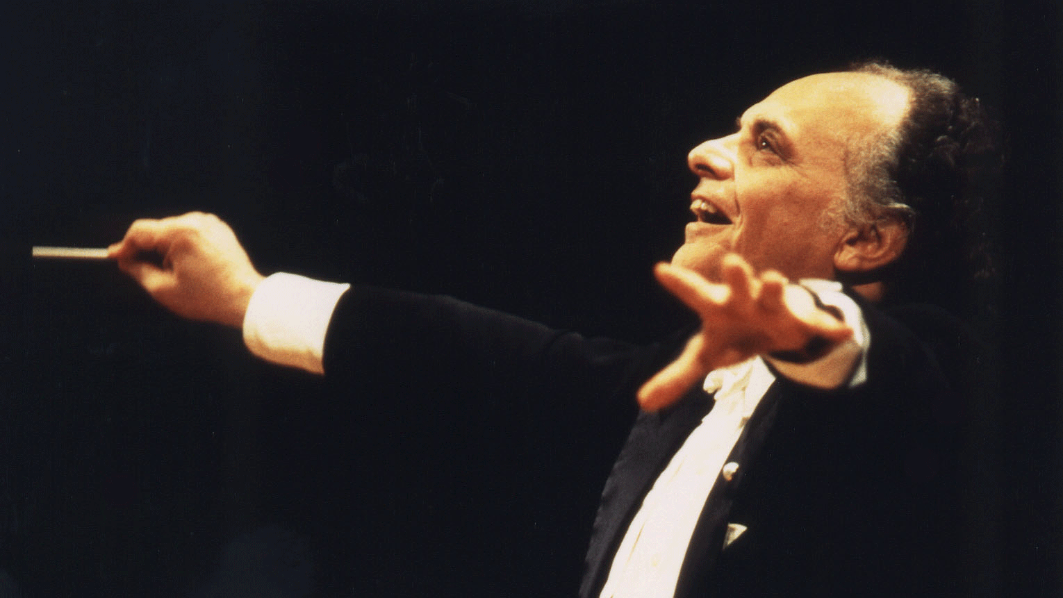 Lorin Maazel conducts his symphonic synthesis of Wagner's The Ring of the Nibelung