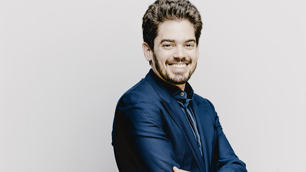 Lahav Shani conducts Mahler's Symphony No. 3 – With Violeta Urmana