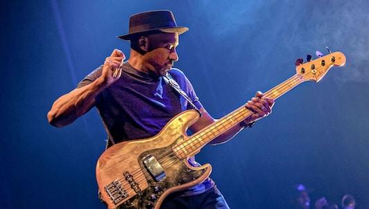 Marcus Miller, Live in Paris