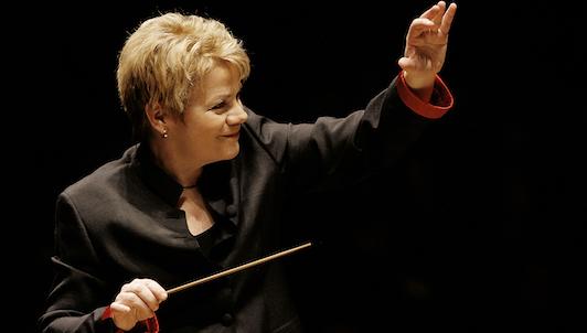 Marin Alsop conducts Skrowaczewski, Panufnik and Prokofiev