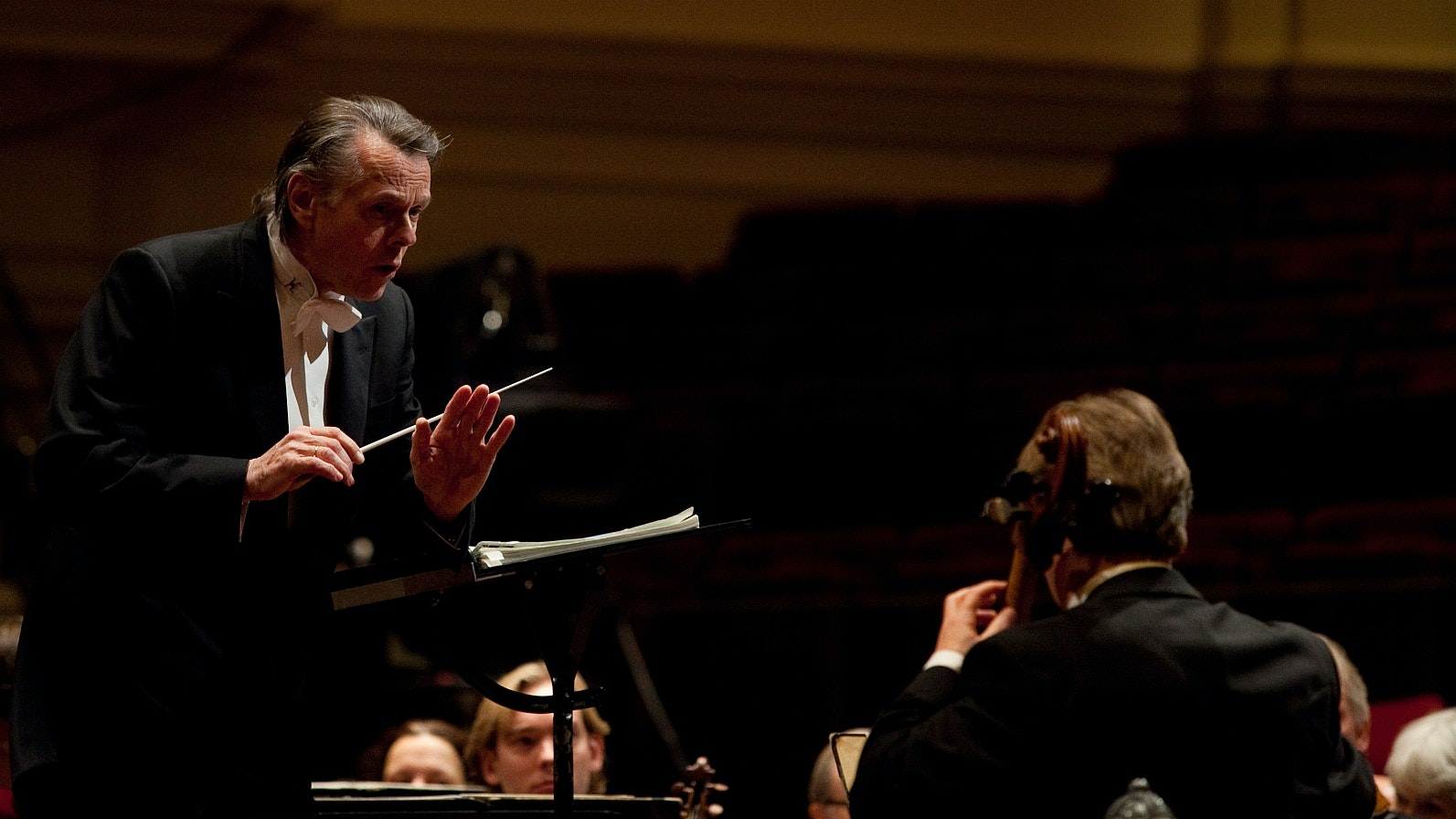Mariss Jansons conducts Richard Strauss