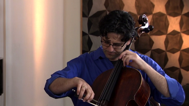 Master Class with Amit Peled (II/V)