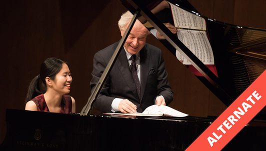 ALTERNATE: Master Class with Sir András Schiff 2017