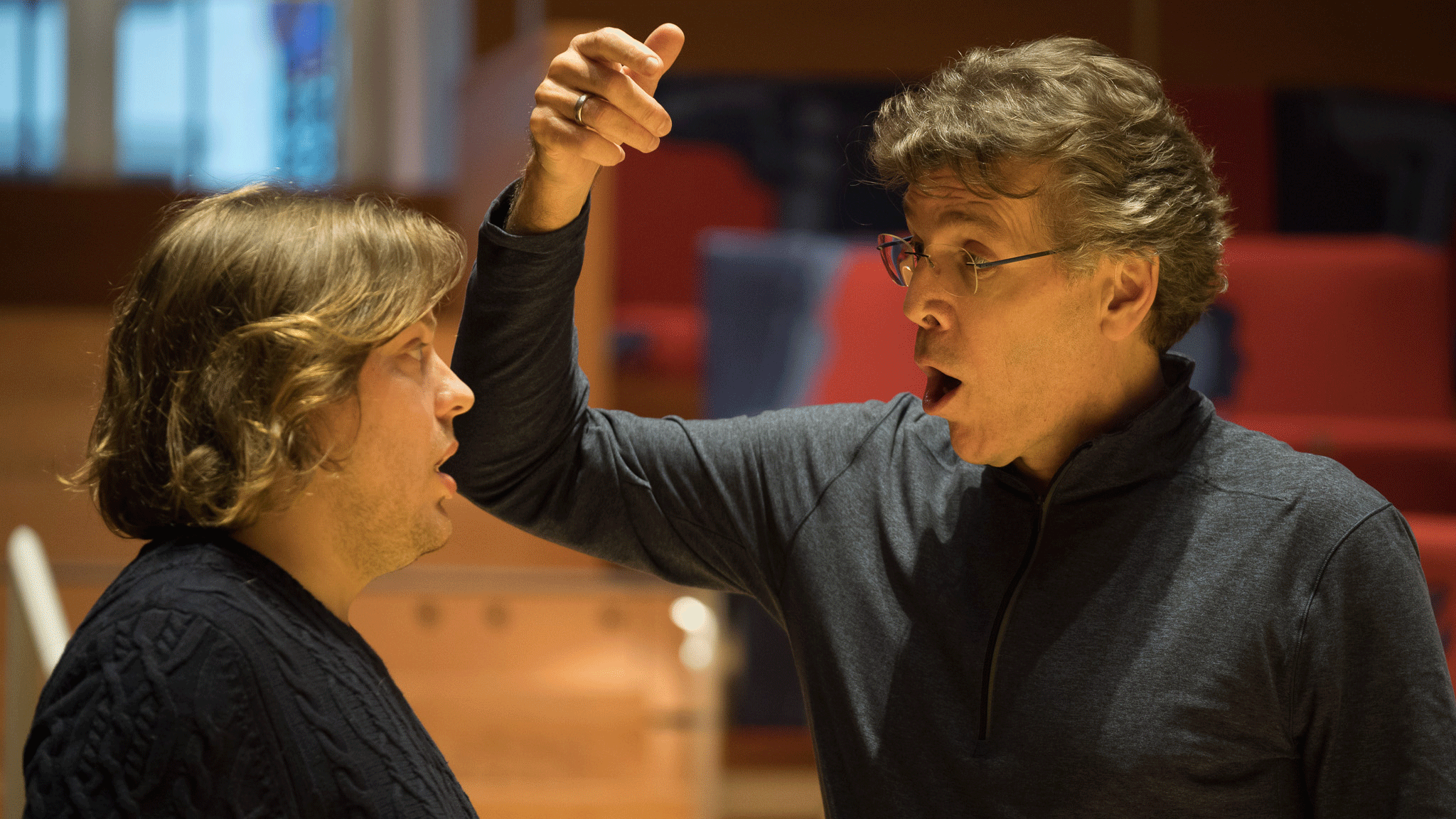 Master Class with Thomas Hampson