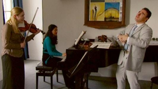Maxim Vengerov enseigne Beethoven : Sonate pour violon et piano n°4