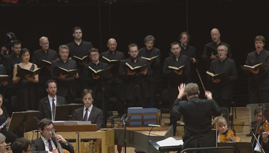 Douglas Boyd conducts Handel's Messiah