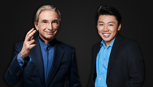 Michael Tilson Thomas conducts Haydn, Liszt and Bartók – With George Li