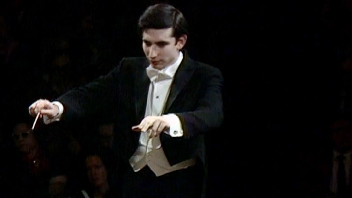 Michael Tilson Thomas conducts Ives, Sibelius and Wagner