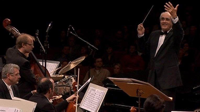 Michel Legrand dirige et joue ses musiques de film – Avec Hervé Meschinet, Claude Egéa et Catherine Michel