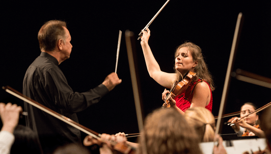 Mikhaïl Pletnev conducts Glazunov and Tchaikovsky — With Janine Jansen