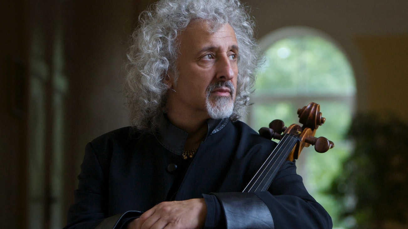Beyond Words: A Portrait of Mischa Maisky