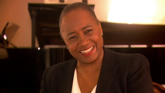 Barbara Hendricks' voice