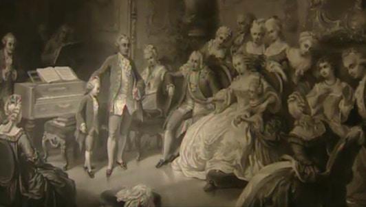 Mozart à Salzbourg