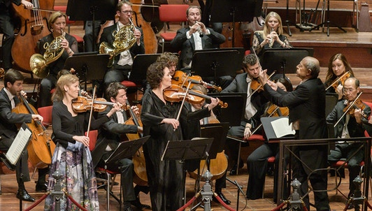 Iván Fischer conducts Mozart, Rossini and Haydn — With Isabelle Faust and Tabea Zimmermann