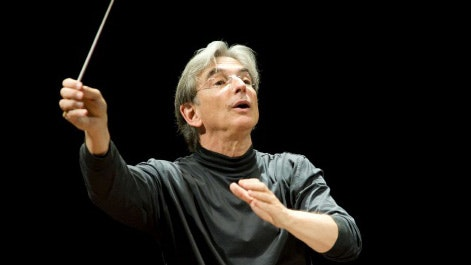 Master Class with Michael Tilson Thomas (I/III)