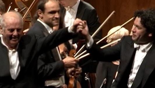 Barenboim et Dudamel, un duo gagnant à la Scala