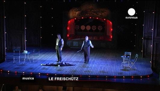 Le Freischütz à l'Opéra-Comique de Paris : un véritable spectacle pan-européen